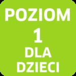 Kurs dla dzieci  POZIOM 1 (dla dzieci)
