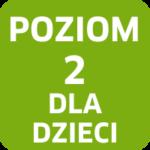 Kurs dla dzieci  POZIOM 2 (dla dzieci)